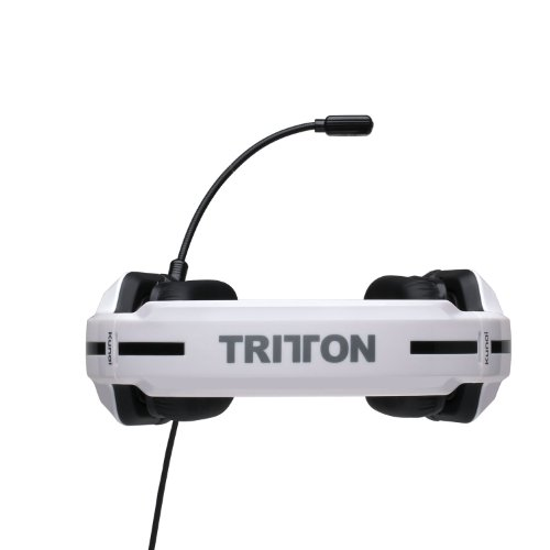 tritton kunai universal stereo headset for ps4 ps3 and x360 white. Black Bedroom Furniture Sets. Home Design Ideas