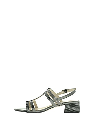 Melluso Sandalo K35098 Donna Grigio Tacco SqSOwr