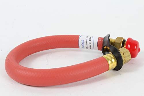 Drainzit 1420K Oil Drain Hose for Kawsaki FH FJ FR FS FX Series 20mm x 2.5 ()