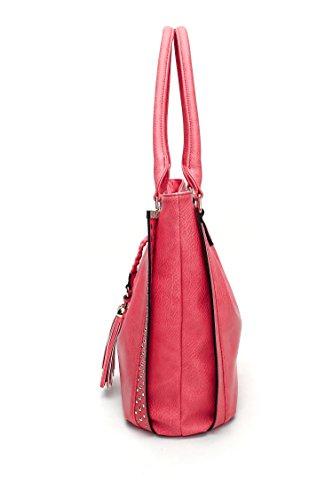 K MKF Hobo Mia Brown by Designer Farrow Bag Collection Caylani wrqtxrH0f