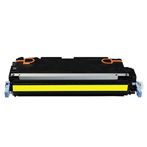 - MALPYQA Compatible with HP HP641A Toner cartridges HP 4650dn/4650dtn/4650hdn/LBP 2510 Toner cartridges,Yellow