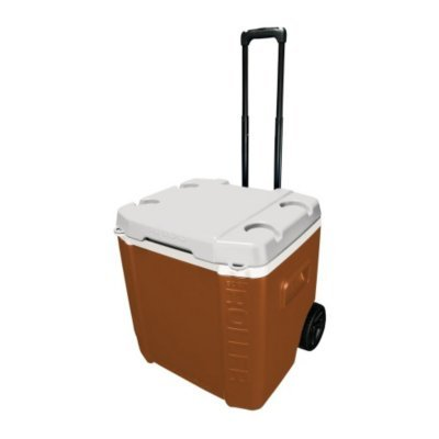Igloo Transformer 60 Qt Cooler orange by Igloo
