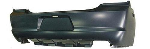 CPP CH1100962 Rear Bumper Cover for 2011-2014 Dodge (Dodge Charger Rear Bumper)