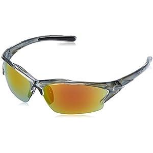 XLC Sunglasses Jamaica SG C07, Unisex, Sonnenbrille Jamaica SG-C07, Transparent, One Size by XLC