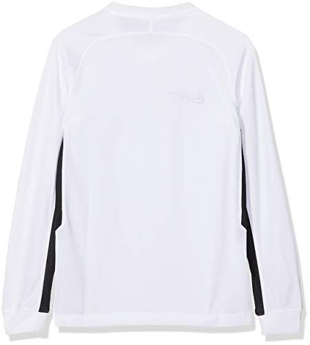 Children's Nike Black Tiempo Premier White Ls White Shirt dqr1qZ