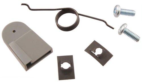 Mustang Ashtray (1987-1993 Mustang Ash Tray Door Repair Hardware Kit)