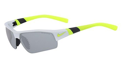Nike Mens Show X2 Max Optics Mirrored Sport Sunglasses Gray - Nike X2 Sunglasses Show