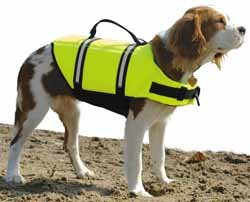 ORIGINAL PAWS ABOARD DOGGY LIFE JACKET by PAWS ABOARD SKU (Paws Aboard Doggy Life Vests)