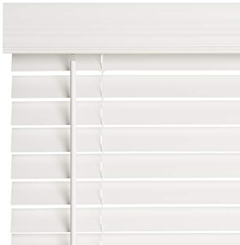 Buy wood window blinds 34 x 64