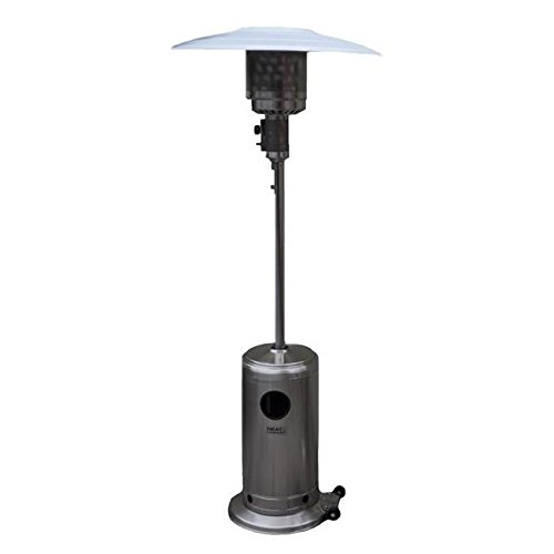 Sherpa 15Kw Commercial Stainless Steel Gas Patio Heater