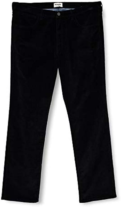 Wrangler Arizona Corduroy dżinsy męskie (Arizona Corduroy), kolor: grantowy , rozmiar: 34W / 32L: Odzież