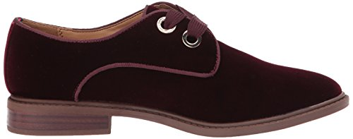 Burgundy Hilfiger Oxford Jouston Women's Tommy aUwq10w