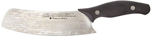 Ken Onion Carving Knife (Stratus Culinary Ken Onion SKY Santility Knife, 7-Inch, Silver)