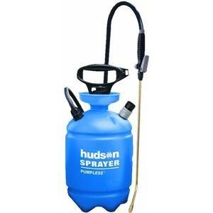 Hudson 27912 2-Gallon Poly Sprayer Garden Hose Pressurized