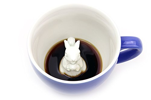 Creature Cups Squirrel Cup (11 Ounce, Cobalt Blue)