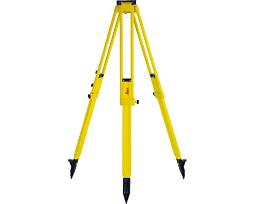GST101 Wooden Tripod 726831 for total station auto level theodolite