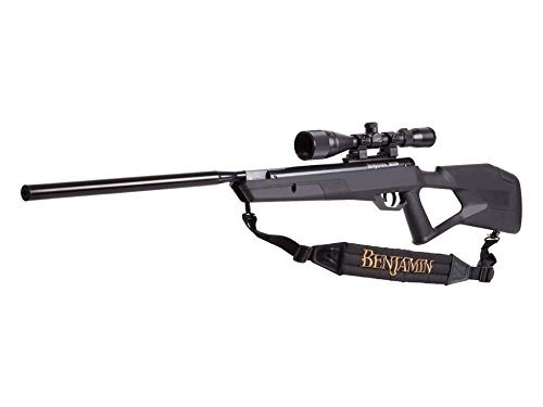 Benjamin Trail NP2 Air Rifle Combo, .22 Caliber
