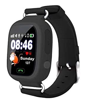 DUWIN Niños Reloj Inteligente GPS, niños SmartWatch GPS Tracker ...