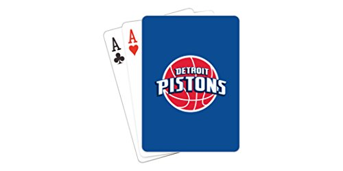 NBA Detroit Pistons Playing Cards