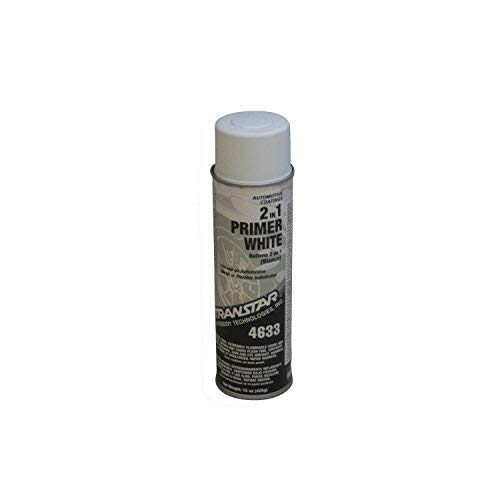 Transtar 4633 White 2-in-1 Primer - 15 oz.