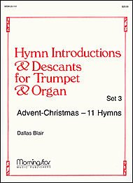 Hymn Introductions and Descants for Trumpet and Organ, Set -
