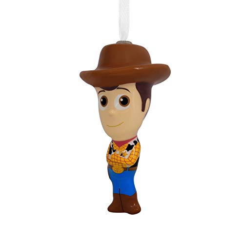 Hallmark Christmas Ornaments, Disney/Pixar Toy Story Woody Decoupage Ornament -
