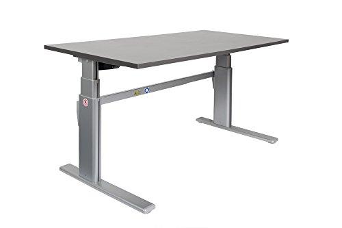 Ergonomischer Schreibtisch Elektrisch Höhenverstellbar