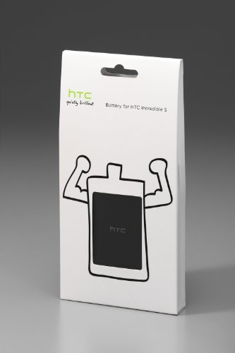 HTC BA-S520 Batterie pour HTC Incredible S 1450 mAh 3,7V