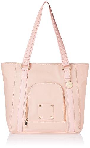 Venicce Women's Shoulder Bag (Pink) (VN104)