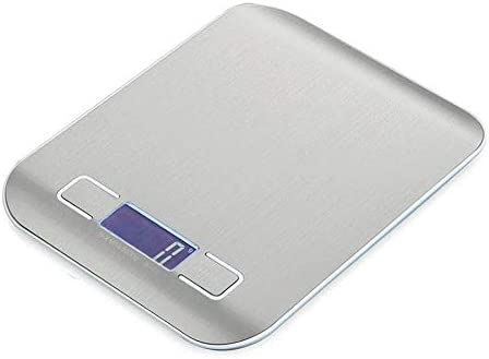 Volwco Digital Food Kitchen Scale, Multifunction Scale Measures in Grams and Ounces