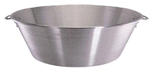 Aluminum Mixing Bowl (Update International AMB-28 Aluminum Mixing Bowl, 28