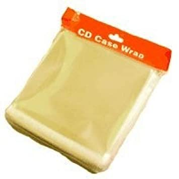 Estuches para CD (100 unidades) de DragonTrading®: Amazon.es ...