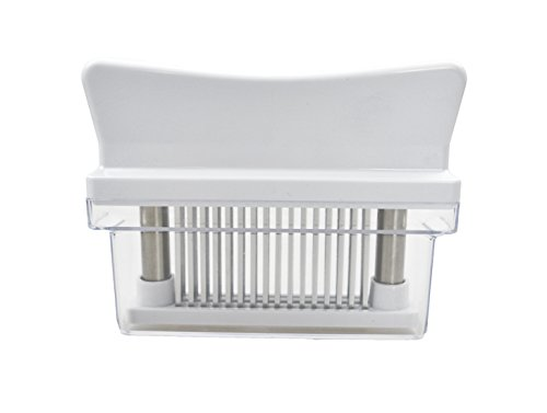 LinRin 48-Blade hand-held meat Tenderizer (classic) (Blade Meat Tenderizer compare prices)