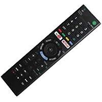 HCDZ Replacment Remote Control with YouTube Netflix Keys for Sony 149331411 RMT-TX200P RMT-TX300U 149331811 RMT-TX300E RMT-TX300U KD-70X690E KD-65X730E Ultra HDR 4K LED TV