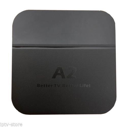 A2 4K Ultra HD TV Box for Chinese/HongKong/TaiWan/Viet Live IPTV Media Streamer Box