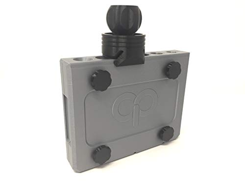 (Cannagar Combo Mold Press Kit )
