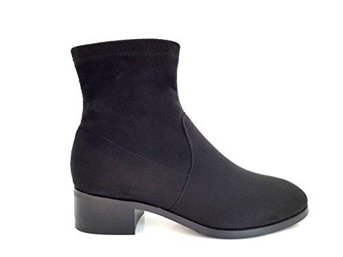 CHIC NANA , Damen Chelsea Boots , schwarz - schwarz - Größe: 40 EU