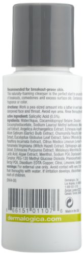 Dermalogica Clearing Skin Wash, 1.7 Fluid Ounce