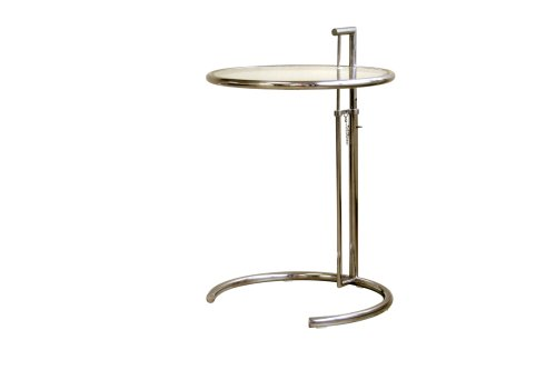 Eileen Stainless Steel Accent Reproduction