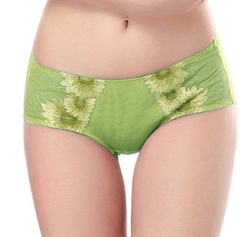la ropa interior atractiva/Luminaria en panties B