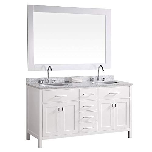 (Luca Kitchen & Bath LC61CWW Geneva 61