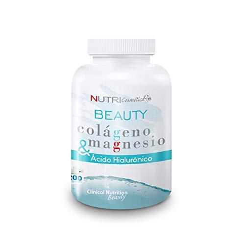 Nutrisport Clinical Nutrition Colageno & Magnesio & Acido Hialuronico - 200 compr.: Amazon.es: Alimentación y bebidas