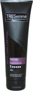 Unisex Tresemme Tres Gel Mega Firm Control Mega Sculpting 5 Gel 1 pcs sku# 1789471MA