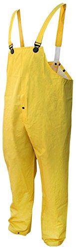 Bob Dale Gloves 951601PS Rain Pants Pvc//Poly Bib Pants Bob Dave Gloves