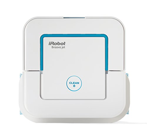 iRobot Braava jet 240 Robot Mop (2 Furniture Price 1)