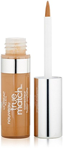 L Oreal True Match Concealer, Light Medium Neutral N4-5 , 0.17 oz Pack of 3