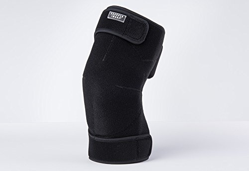 Sharper Image Cordless Knee Heat Therapy Wrap - L/XL by Sharper Image