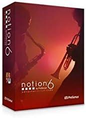 PRESONUS プレソナス 楽譜作成ソフト Notion 6 日本語版 楽譜作成ソフト
