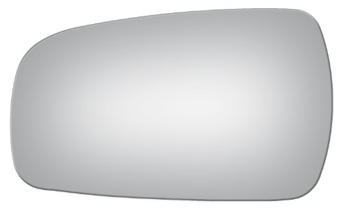 Flat Driver Left Side Replacement Mirror Glass for 1996-1999 Infiniti - Infiniti Driver I30