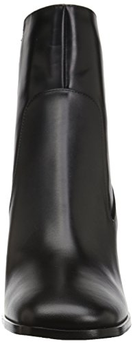 Damen Leder Chelsea Boot Spiga schwarzem aus Delaney Via Rtq50wq